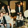 Joy, Matt, Paul, Alec, Dave, Scott M, Pauline, Kathy at the Hotel Del