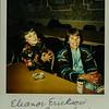 Eleanor Erikcson and Lynn Jordon Oct. 6, 1978
