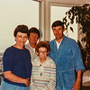 Kathy, Russ, Paul and Nana Lamson