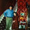 Paul and Pauline Lamson in Russell House
