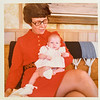 Mom and Sara 1973