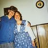 Sister Erehart, Annabelle, Me (Sara) Evan friend, KC 1994