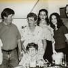 Hannah, Russ, Kathy, Kris, Jodi, Jay, Pauline Lamson 90th B-day 2002