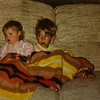 James and Jennie Dickenson March 1989