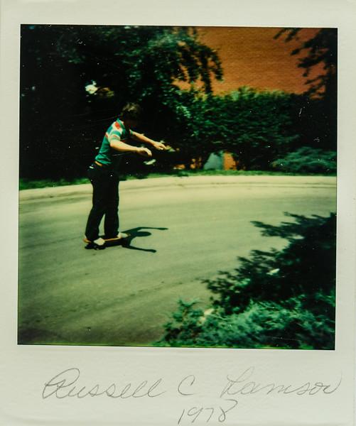 Russell C Lamson 1978
