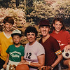 Sara, Scotty, Kathy and R. Scott Jarvie, Kristen 1987