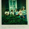 Paul, Pauline, Kathy, Dave, Mike 1978