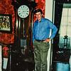 Paul in Renselar Russell House Waterloo, Iowa