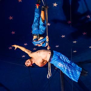 Aerial Rope Tricks