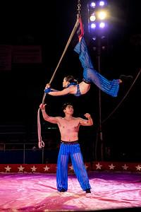 Rope Acrobatics