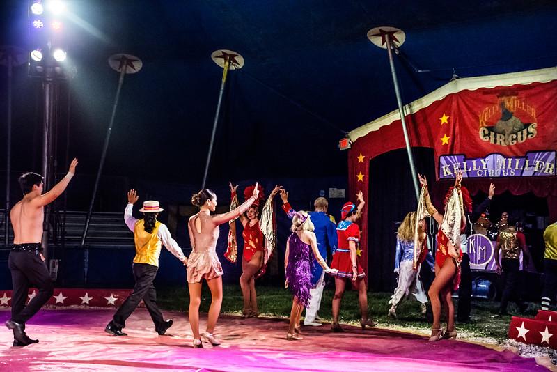 Circus Parade 8