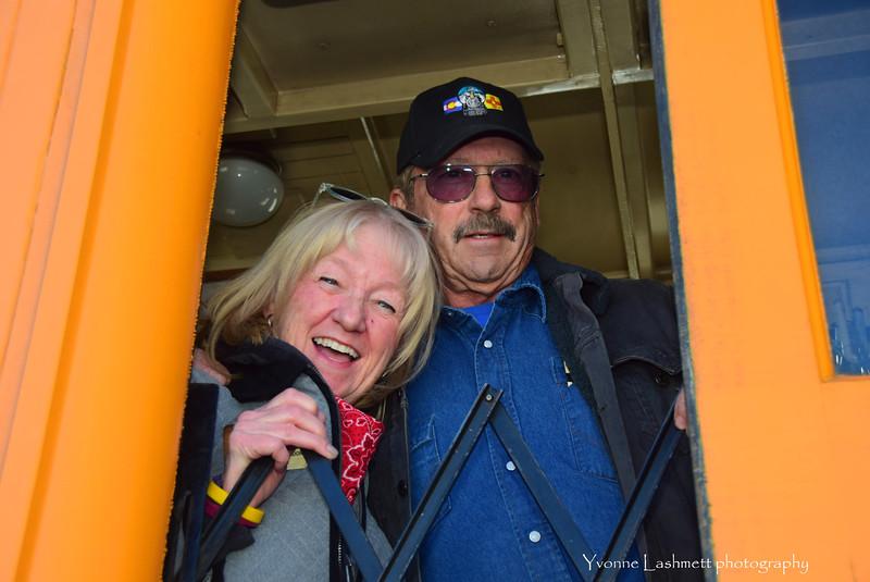 Barb B and John B (C&TS)