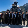 Historic Narrators and crew on last day of Silverton season