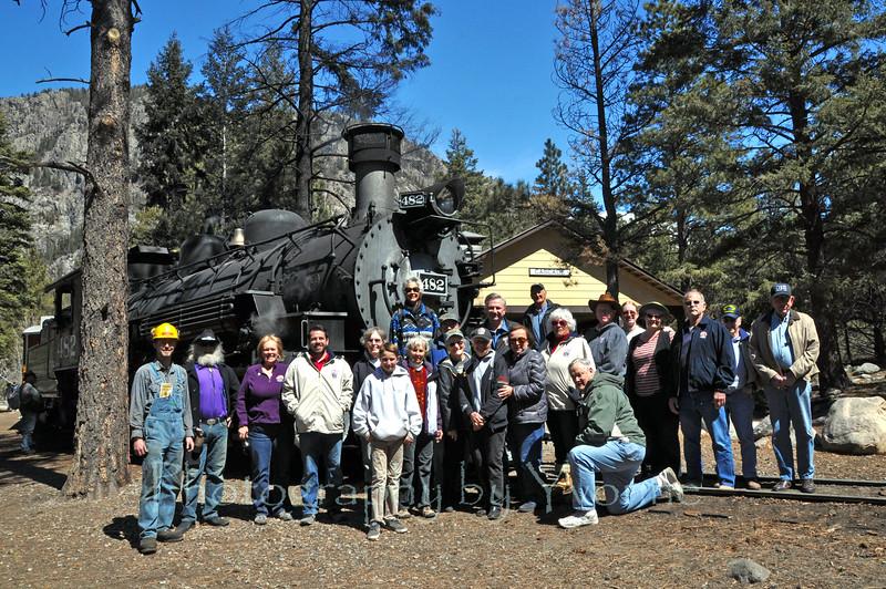 Volunteer Group shot 2014