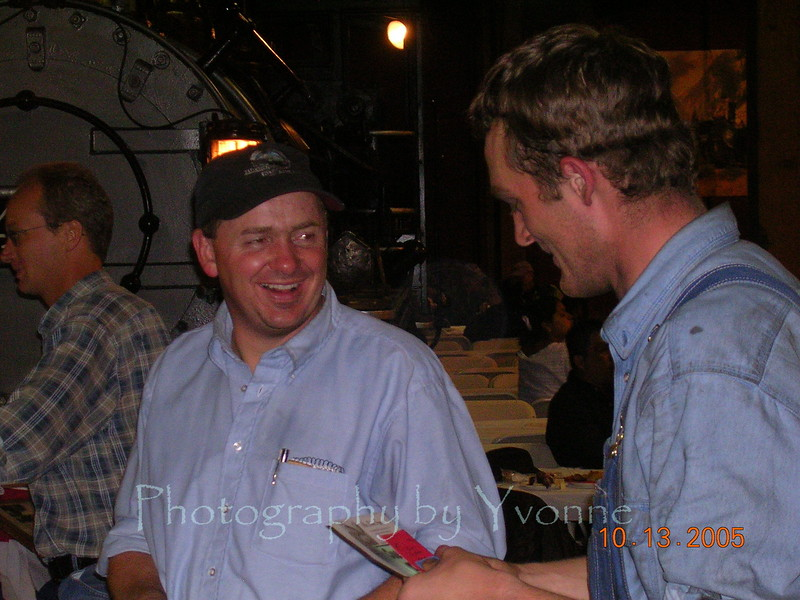Paul Schranck, Jeff Norton, Mike May