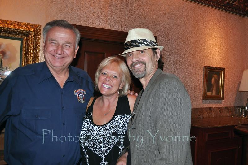 Al Harper, Yvonne Lashmett, actor Michael Biehn