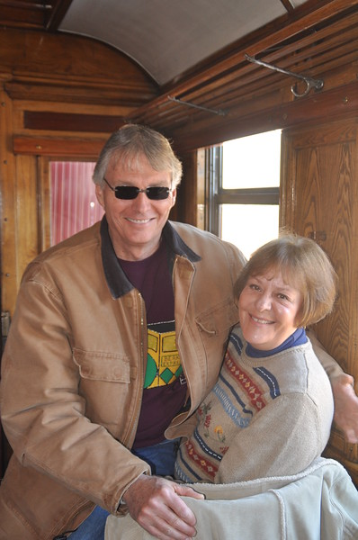 Dennis and wife