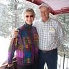 Julie and Ron, wonderful volunteers