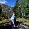 Brakeman Kyle Cascade Canyon