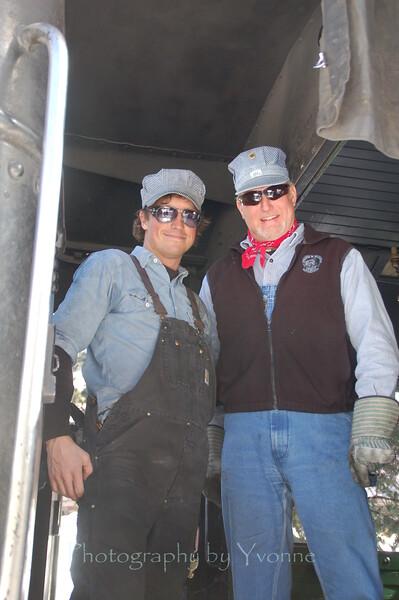 Erik and Bill