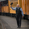 Conductor Frank Cianci, All Aboard!
