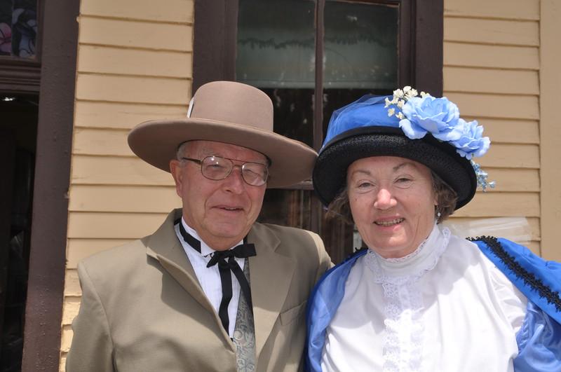 Roger and Joyce Kopp