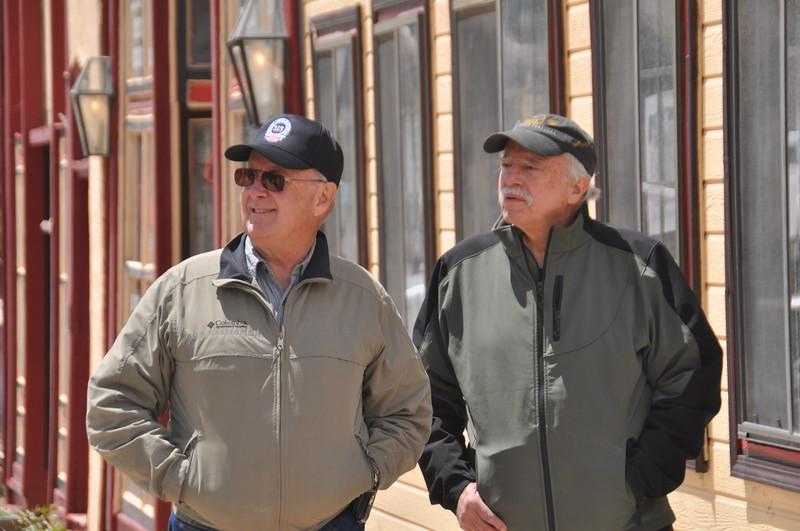 George N and Fritz K (1)