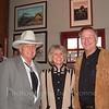 Sen. Ben Nighthorse and Linda Campbell, Al Harper