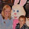 Yvonne, Easter Bunny, Davey