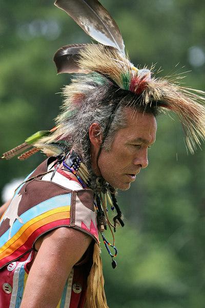 dancing warrior
