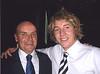 Allan Way & Dale Thomas<br /> Collingwood FC Presentation Night 2007