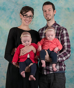 Pete, Colleen and the Twins