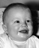 Me as a baby.  Butte Montana late 1953 or early 1954.  An excellent old print by one of my mother's photographer friends. It won't be long before I am drooling on myself again.