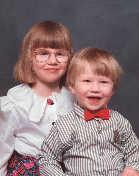 Helen and Jacob professional portrait.