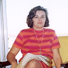 Evelyn in 1967.  I came across this snapshot of my mother while sorting through her pictures. Her pose here is exactly how I remember her during this time of her life.