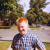 Wynn Tisdale snapped this Instamatic shot of me standing on the sidewalk in front of my paternal grandparent's house in Livingston in 1967. Wynn was one of Helen's lifelong friends. Wynn took great care to date and label her pictures. Working with her fifty-year-old prints is a pleasure.