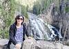 Mali Gibbon Falls Yellowstone.