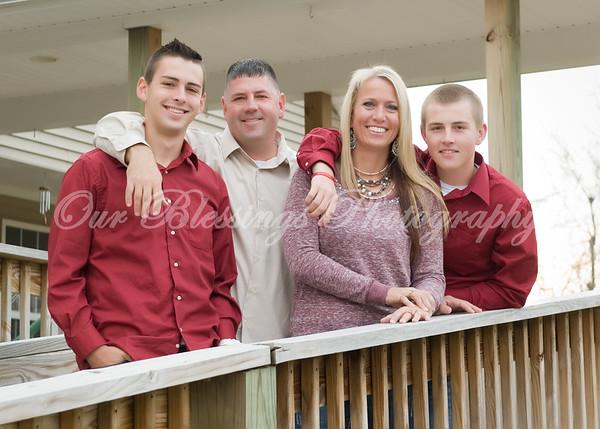 The Wisner Family 2014