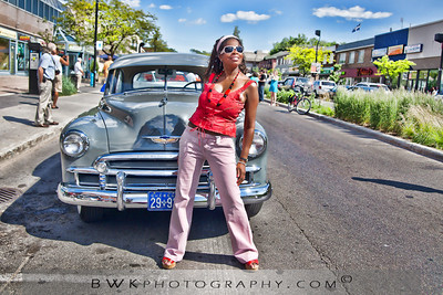Car Show - The Wife 1
