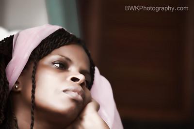The Wife. Pensive in Havana