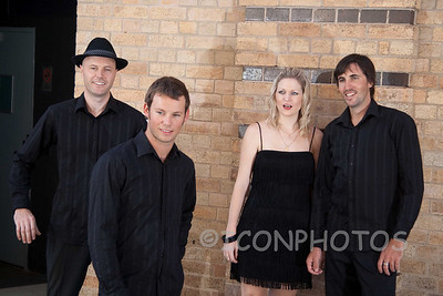 The Magic Number Promo Shoot