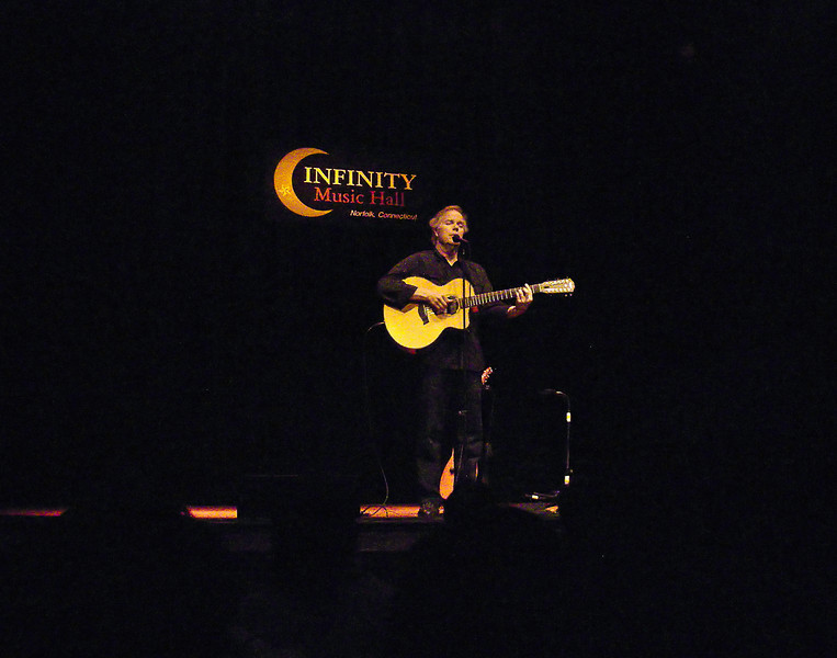 "The hugely talented and hilariously funny Leo Kottke at Infinity Music Hall in Norfolk, CT.<br /> <br /> Check his tour schedule at <a href=""http://leokottke.com/"">http://leokottke.com/</a> to see if he is playing somewhere near you; and go see him. That is an order."