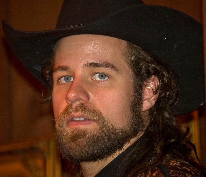 """Male lead """"The Ballad of Cat Ballou,"""" Jackson Hole Playhouse (formerly The Pink Garter Theater), Jackson, WY"""