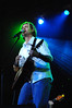 Bronson Arroyo performs at Reds Fest.