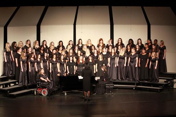 THS Winter Concert 12-8-11