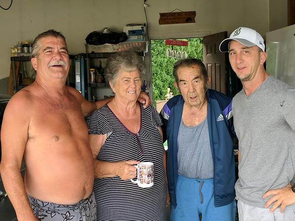 Todd Wright Family