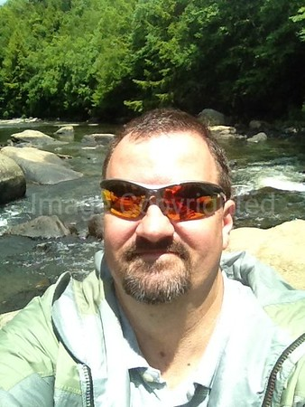 Me at swallow falls state park 6/10/12