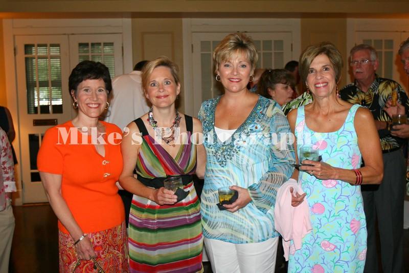 Debi Attwood, Amy Johnson, Marti Johnson, Julie Bridgforth