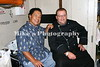 Chef Sam Choy of Honolulu and Jamie McAfee excutive chef at Pine Bluff Country Club