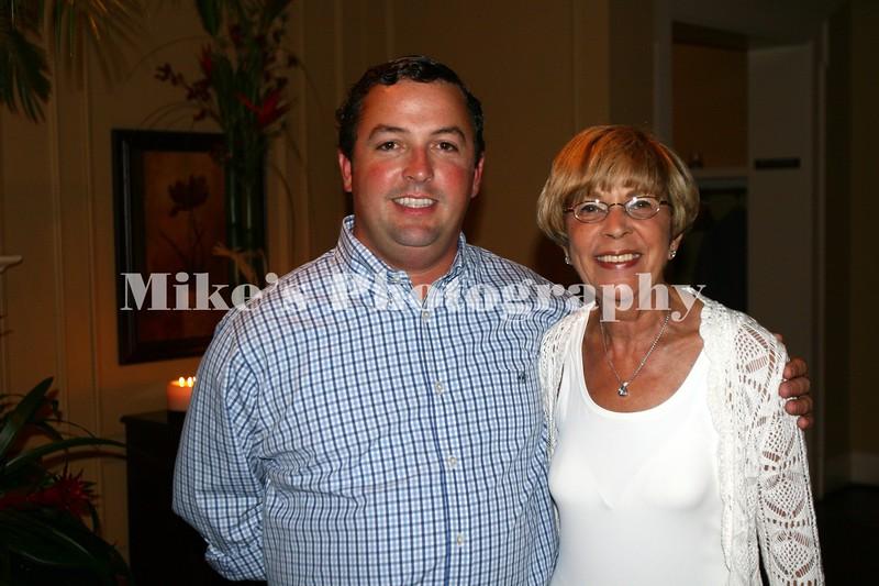 Wesley McGeorge, Linda LaFrance